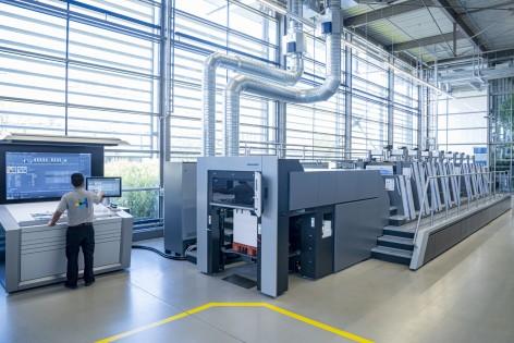 Heidelberg lança fogo de artifício de inovação em offset com a Smart Print Shop digital